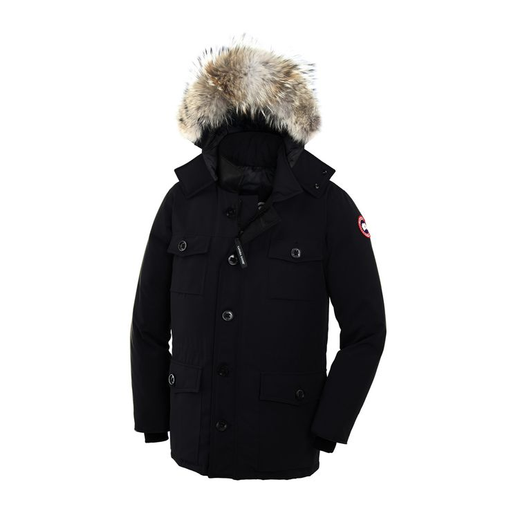 Canada Goose, Men's Banff Parka - SportingLife Online Store