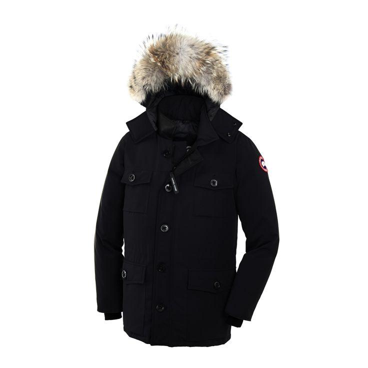 Canada Goose, Men's Banff Parka - SportingLife Online Store