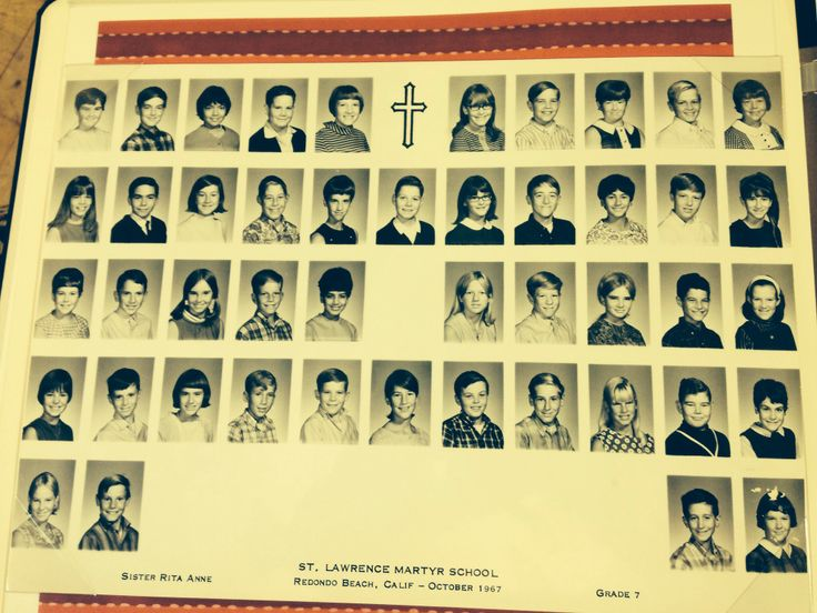 St. Lawrence Martyr 7th grade