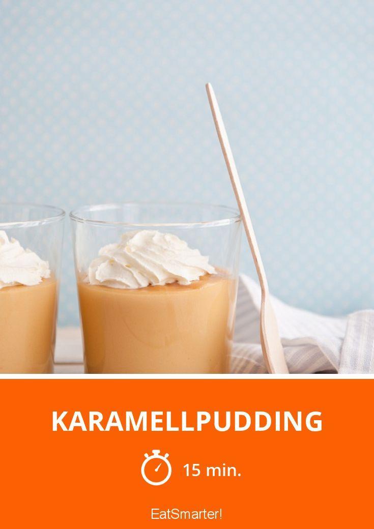 Karamellpudding - smarter - Zeit: 15 Min. | eatsmarter.de