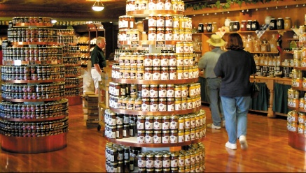 Walnut Creek Cheese is established on the original farm of Ohio's first Amish settler. One of my favorite stores in Holmes County, Ohio.
