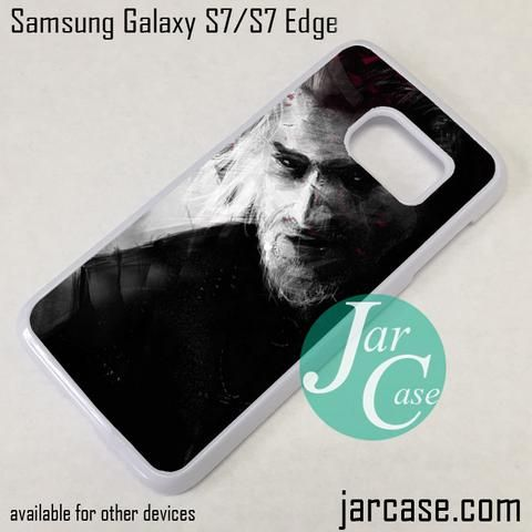 The Witcher Iii Game Phone Case for Samsung Galaxy S7 & S7 Edge
