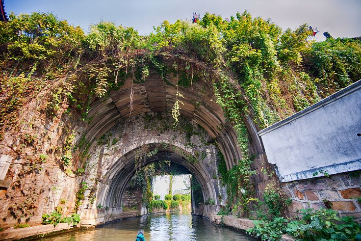 https://flic.kr/p/mvA9yf | Canal tour at Panmen Scenic Area, Suzhou, China