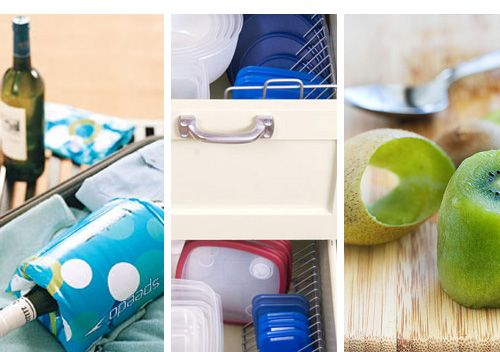 25 (more) clever ideas to make life easier via www.thedailybuzz.com.au