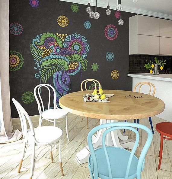 Best 25+ Tree wall stencils ideas on Pinterest | Tree ...