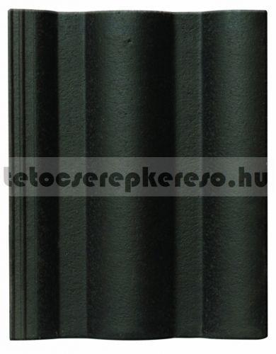 Leier Toscana fekete tetőcserép akciós áron a tetocserepkereso.hu ajánlatában