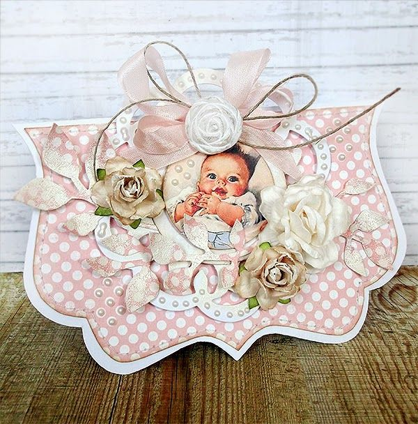 Crafting ideas from Sizzix UK: Sweet and layered baby cards