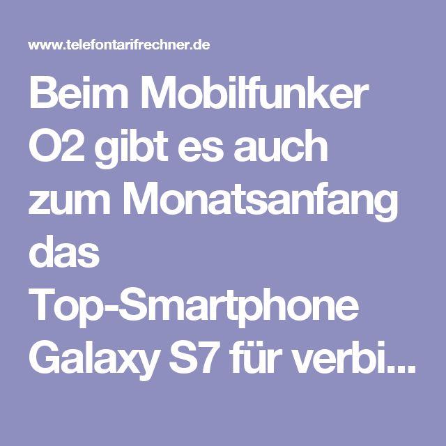 Beim Mobilfunker O2 gibt es auch zum Monatsanfang das Top-Smartphone Galaxy S7 für verbilligte 19 Euro im Wert von 470 Euro mit einem verbilligten O2 Free Tarif. Im Rahmen der neuen Tarifaktion Aktion bekommen unsere Leser zusätzlich das Sky Ticket in den ersten 6 Monaten kostenlos dazu. Bei den O2 Free Tarifen surfen unsere Leser immer mit bis zu 225 Mbit/s im LTE Netz neben der Handy- und SMS-Flatrate. Ferner gibt es einen gratis Tablet PC im Wert von 159 Euro dazu.
