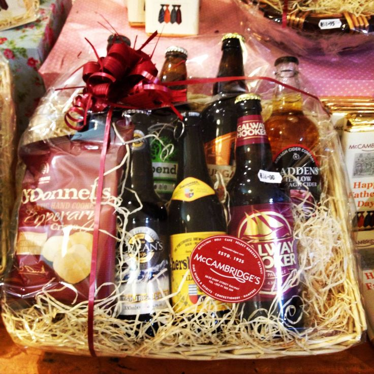 Our craft beer hamper is the perfect gift for that craft beer lover in your life. With craft beers from across Ireland including Galway and savoury crisps thrown in - It's the ultimate gift!