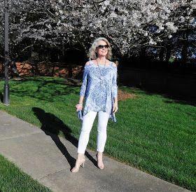 Damenmode über 50 Jahre | Schöne Kleider für Frauen über 50 | Mode Damen üb…