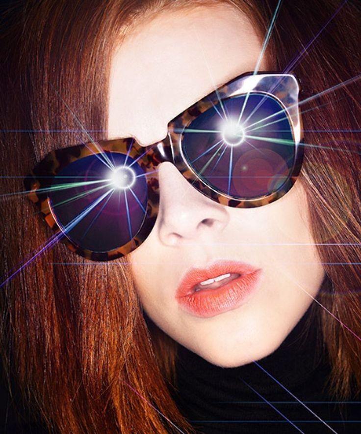 Karen Walker Limited Edition Sunglasses 2014