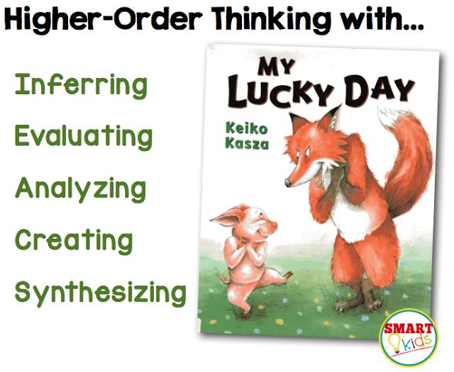Smart Kids: Higher-Order Thinking with My Lucky Day