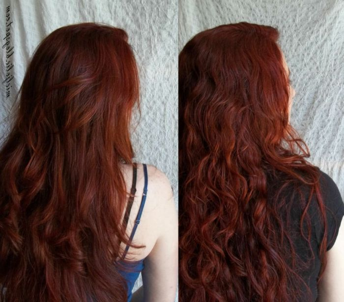 Reddish Brown Hair An Exciting Color Transformation Cabelo