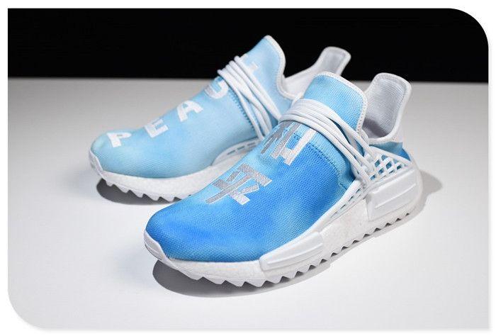 c5e1a9758 2019 Pharrell x adidas Originals NMD Human Race