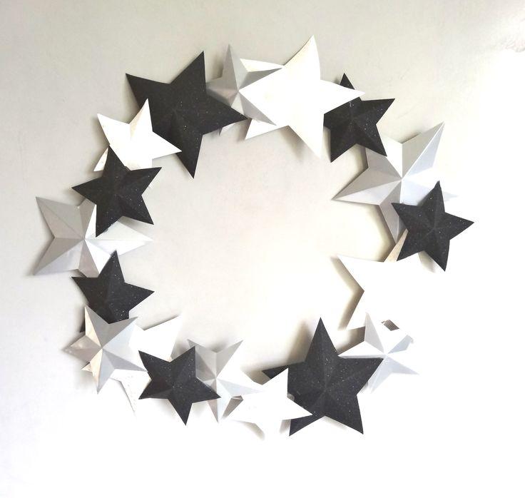 #couronnedenoël#étoiles3D