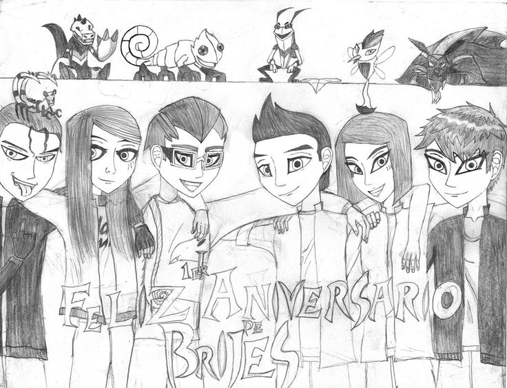 Primer Aniversario de Brijes by gamemasterNPX.deviantart.com on @DeviantArt