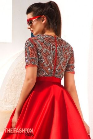 Crystal Designis the dream of any modern, sophisticated women. Featuring fresh silhouettes, avant-garde fabrics and innovative lace textures and patterns.There is equal parts romantic and chic; …