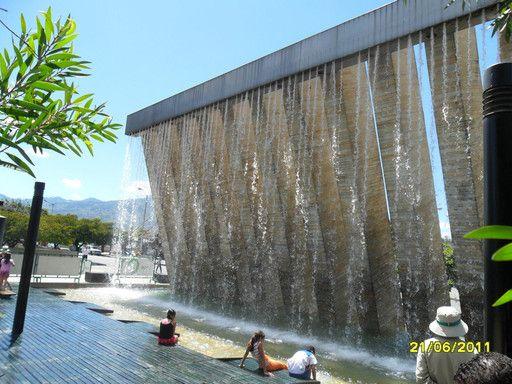 Parque de los Pies Descalzos - Medellin - Colombia