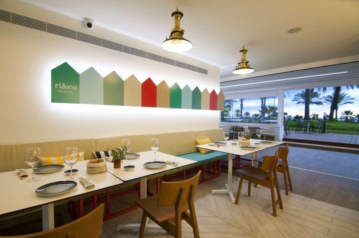 Ri&Co, Bistró Restaurant by Vitale, Grao de Castellón – Spain » Retail Design Blog