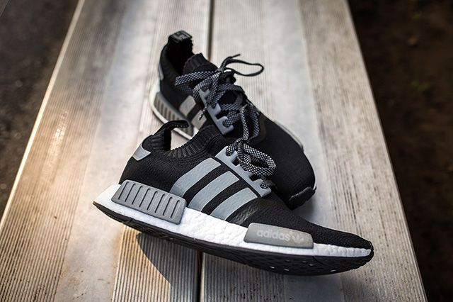Adidas Nmd Runner Black Grey