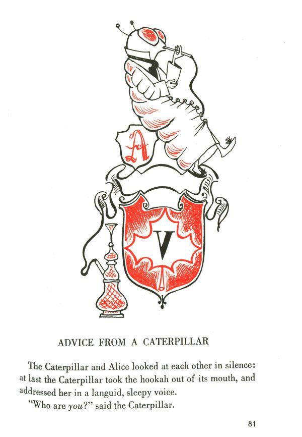 Lewis Carroll — Alice In Wonderland '1979 Художник: Евгений Шукаев