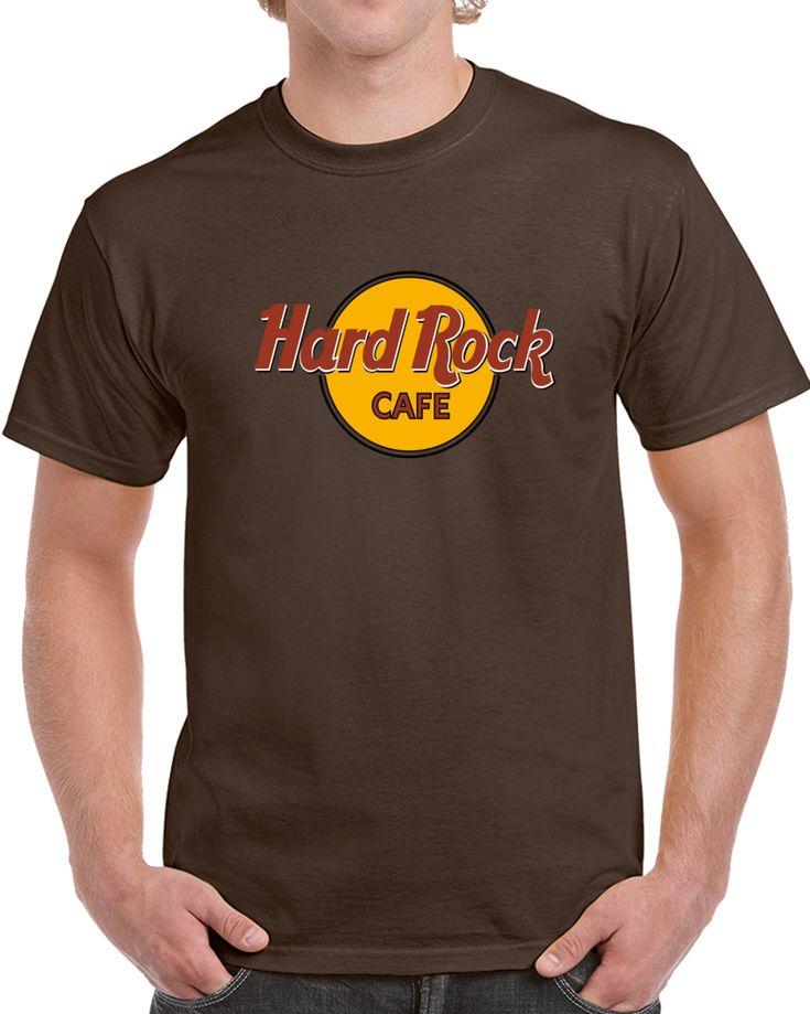 Hard Rock Cafe Logo   T Shirt
