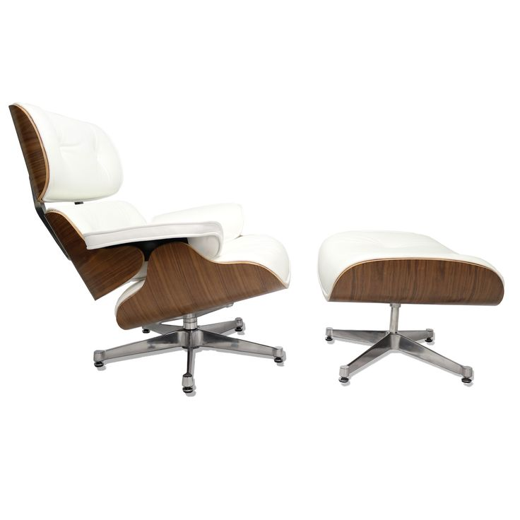 Amazing Eames Lounge Chair Met Ottoman Wit Walnut   Charles U0026 Ray Eames Great Pictures