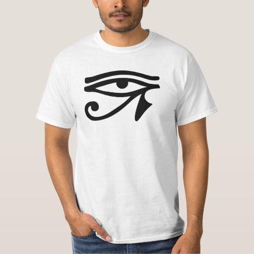 Eye of Horus ancient Egyptian symbol Ra Protection T-Shirt