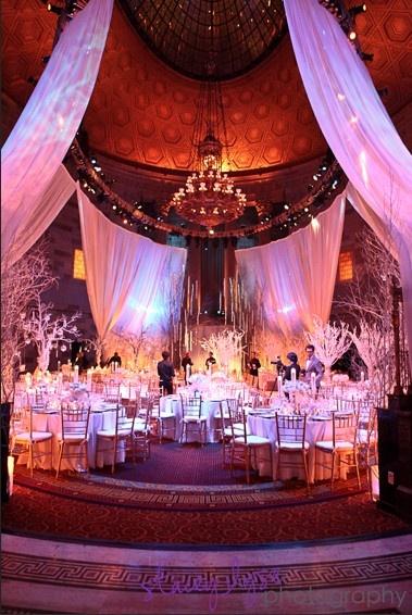 GOTHAM HALL WEDDING