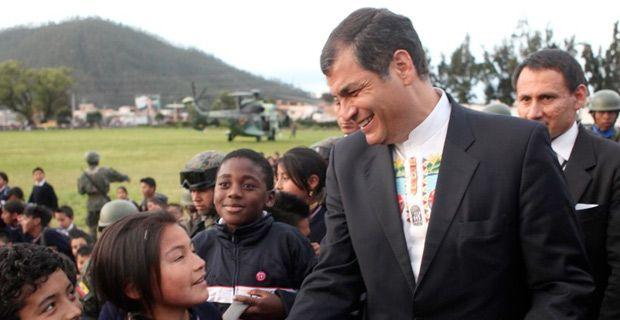 CIA Allegedly Using Drug Money to Overthrow Ecuador President Rafael Correa (VIDEOS) | TheSleuthJournal