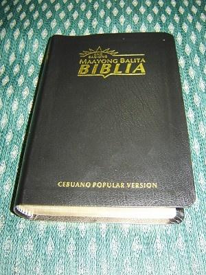 Cebuano Bible / Ang Bag-ong Maayong Balita Biblia / Cebuano Popular Version