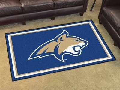 5' x 8' Area Rug - Montana State University Bobcats