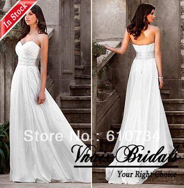 Vnaix W3075 сердечком вышивка бисером пляж элегантный шифоновая ткань свадьба платья свадебные платья Noiva