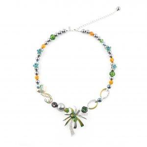 Jungle Statement Necklace