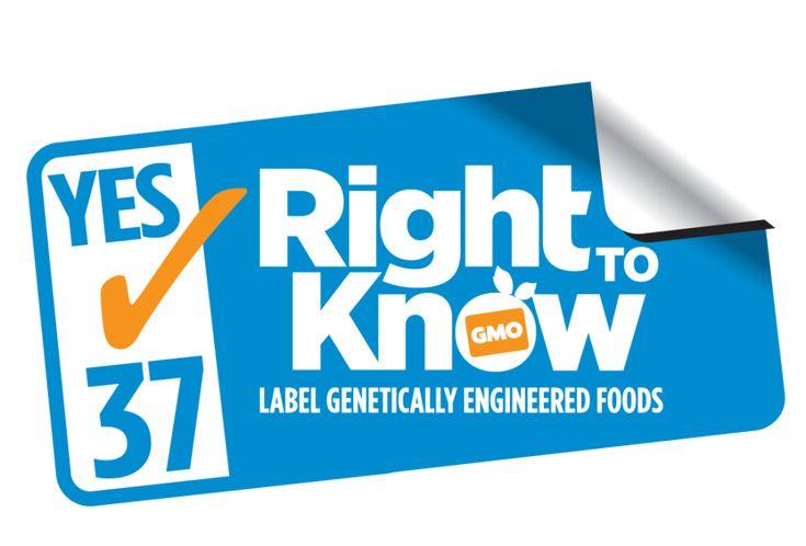 prop-37: Label GMOs