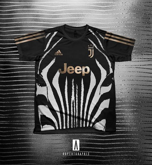 b4604171 Juventus 18-19 Concept Kits by Rupertgraphic - Footy Headlines ...