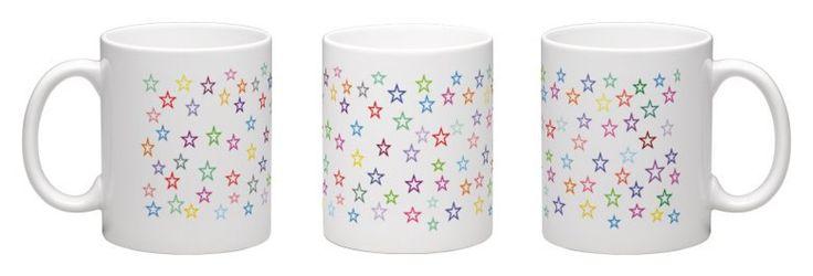 Stars Birthday mug, Birthday gift mug, Girlfriend birthday mug, mum birthday gift, sister birthday mug, by BeesMugShop on Etsy