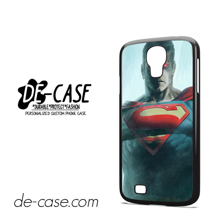 Superman Eye Laser Beam DEAL-10300 Samsung Phonecase Cover For Samsung Galaxy S4 / S4 Mini