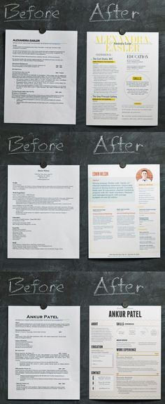 15 best Online CV images on Pinterest Online cv, Resume and - how to make my resume stand out