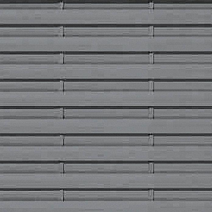 Noblewood Sylt Sichtschutzelement 180 X 180 Cm Gerade Steingrau Sichtschutzelemente Bauhaus Holzzaun