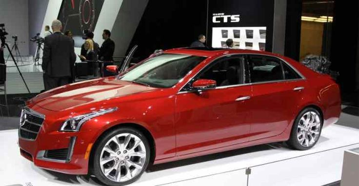 The new 2018-2019 Cadillac CTS – beautiful, tech and fast luxury sedan