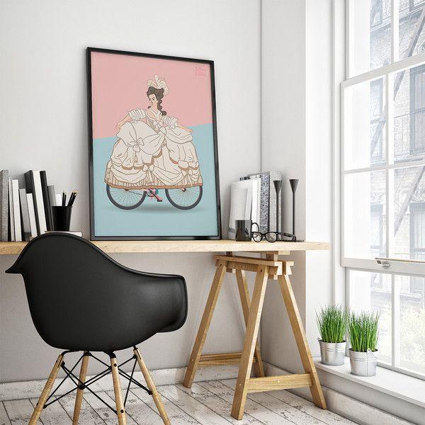 MARIA ANTONINA plakat 50x70 - DobreSztuki - Wydruki cyfrowe