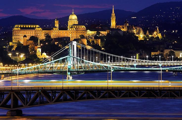 Budapest - Night