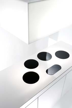 Novy Multi Zone induction hob, create your own cooking space