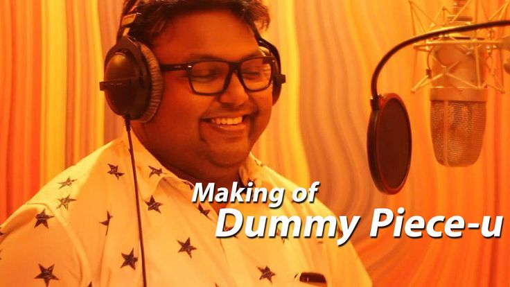 Making of Dummy Piece-u Song – Demonte Colony