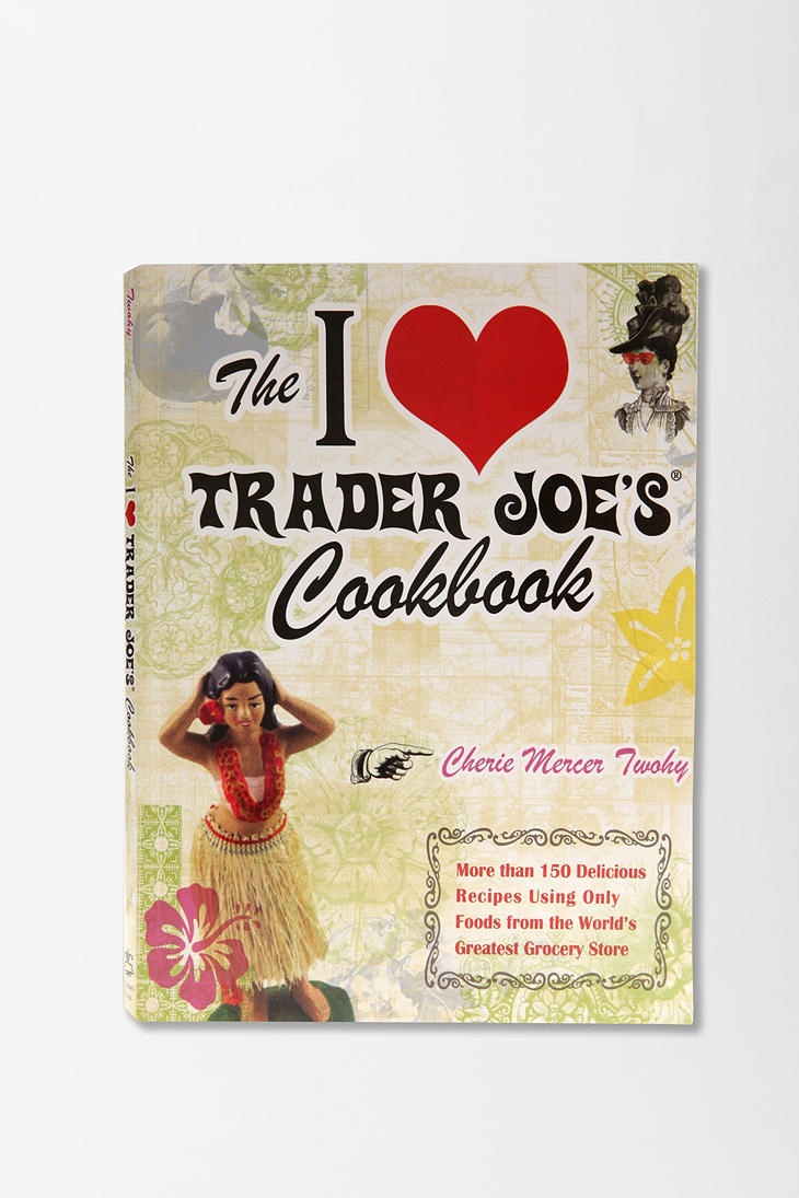A Trader Joes Cookbook? Yes please!