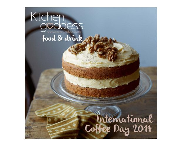 International Coffee Day 2014 The first in the Kitchen Goddess Series of Food & Drink Lookbooks featuring some of our favourite products and recipes for International Coffee Day 2014. Enjoy with a cup of coffee!