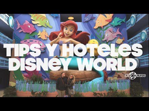 Tips y hoteles en Disney World | Disney World #1