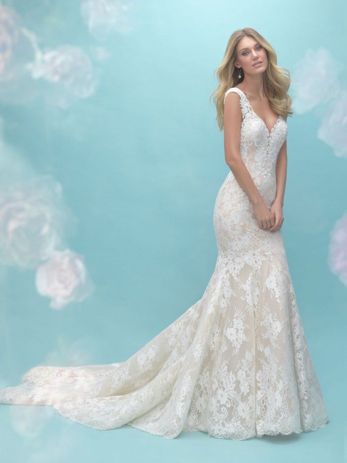 63 best Allure images on Pinterest | Wedding frocks, Short wedding ...