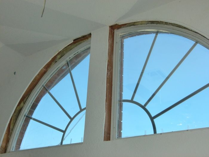 17 best ideas about half circle window on pinterest for Diy window replacement